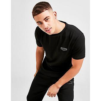 Nieuwe Supply & Demand Men's Core T-shirt Zwart
