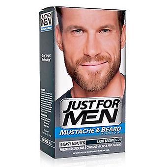 Just for Men Just For Men Moustache and Beard Light Chestnut 28,4 g