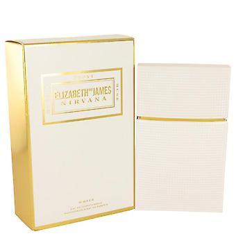 Nirvana witte droge shampoo door Elizabeth en James 130 ml