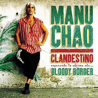 Clandestino / Bloody Border [Vinyyli] Usa:n tuonti
