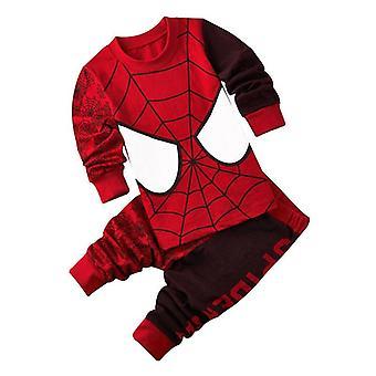 Dětské pyžamo, kreslená sada, oblečení pro noční prádlo