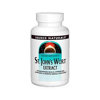 Source Naturals St. John's Wort, 300 MG, 120 Caps