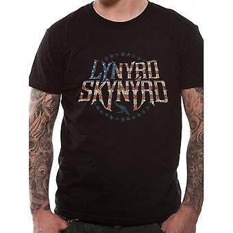 Lynyrd Skynyrd Unisex Adults Stars And Stripes Design T-shirt