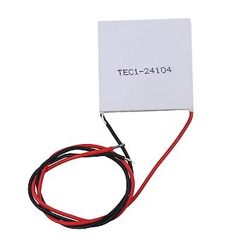 TEC1-24104 40x40MM White 24V 4A Thermoelectric Cooler Peltier