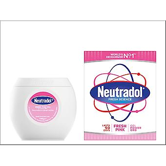 Neutradol Fresh Pink Gel 140g 12RDS