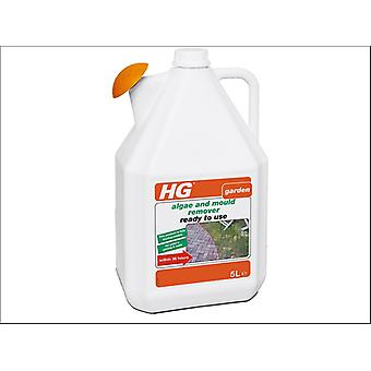 HG Green Slime Remover 5L