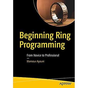 Ring-ohjelmoinnin alku: Aloittelijasta ammattilaiseksi