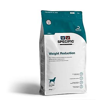 Specific CRD-1 Weight Reduction (Dogs , Dog Food , Dry Food , Veterinary diet)
