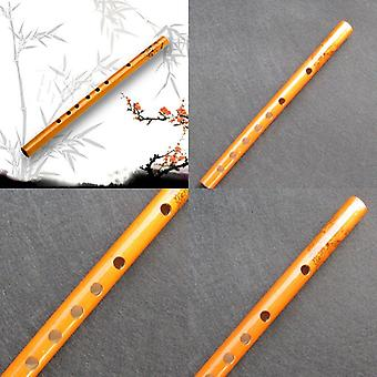 Bamboo Flute Vertical Flute, Clarinet Student Musical Wooden