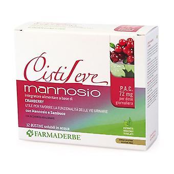 CISTILEVE MANNOSIUM 12BUST 12 packets