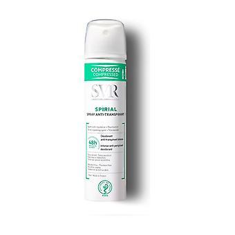 Spirial spray 48h intense anti-perspirant deodorant 75 ml