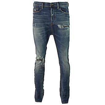 柴油 D-维德 0090G 牛仔裤