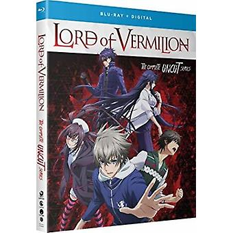 Lord Of Vermilion: Crimson King - Complete Series [Blu-ray] USA import
