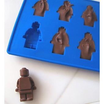 Eiswürfel Tablett oder Candy Mold