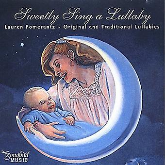 Lauren Pomerantz - Sødt Sing en Vuggevise [CD] USA import