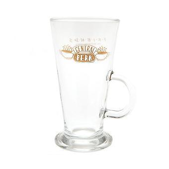 Friends Latte Glass