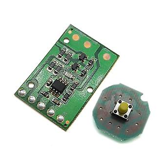 T6 / U2 / L2 Glare Light Control Circuit Board, Flashlight Driver