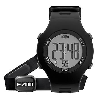 Heart Rate Monitor Men Sports Polar Watches, Digital Wireless Running Cycling
