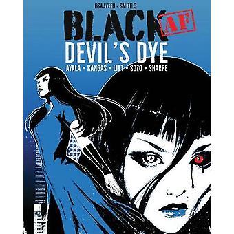 Black AF Devil's Dye