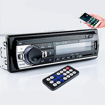Radio 1 Din, Mp3 Player & Fm Audio Music, Usb Sd Digital Bluetooth With In Dash