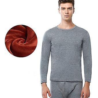 Winter Thermal Underwear Shirt + broek Set