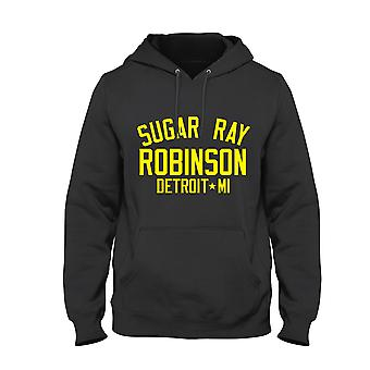 Sugar Ray Robinson Boxing Legend Hoodie