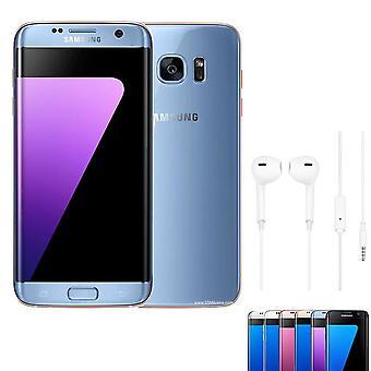 Samsung S7 edge 32G blue smartphone Original