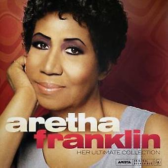 Franklin,Aretha - Her Ultimate Collection [Vinyl] USA import