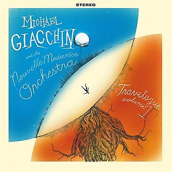 Giacchino,Michael - Travelogue Vol. 1 (Blue & Orange Vinyl) [Vinyl] USA import