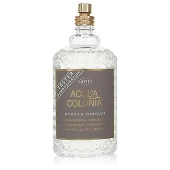 4711 Acqua Colonia Myrra & Kumquat Eau De Cologne Spray (Testare) Av 4711 5,7 oz Eau De Cologne Spray