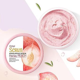 Laikou Peach Body Scrub Cream