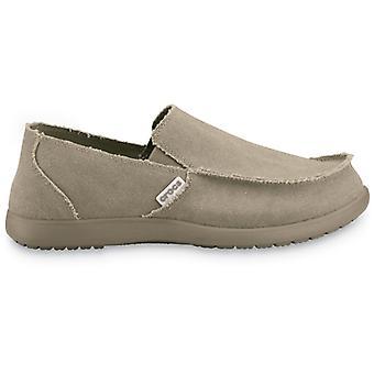 Crocs 10128 Santa Cruz Miesten loafers Khaki