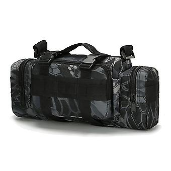 Outdoor Military Tactical Backpack, Waist Pack, Camping, Hiking, Pouch, Chest