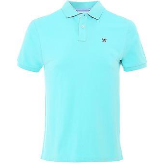 Hackett slim fit logo Piké tröja