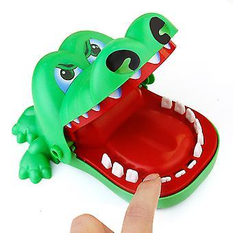 Crocodile Teeth Bite Toy Family Funny Games Crocodile Pulling Teeth Toys Kids Games Gift