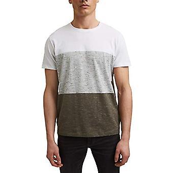 edc de Esprit 021CC2K323 Camiseta, 359/Dark Kaki 5, M Masculino