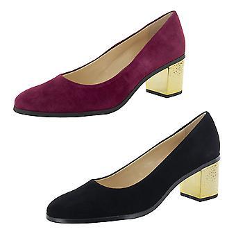 C. Wonder Womens Eliza Suede Pump Shoes