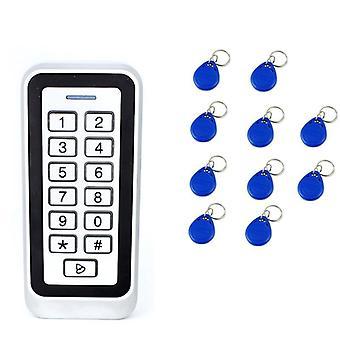 Dörråtkomstkontroll Läsare Knappsats / Kort dörröppnare System