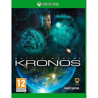 Battle Worlds Kronos Xbox One Game