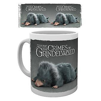Fantastic Beasts 2 - Einstein Mug