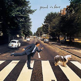 Paul Mccartney - Paul Is Live Vinyl