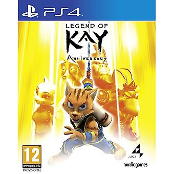 Legend of Kay Anniversary PS4 Game