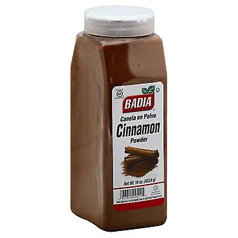 Badia Cinnamon Powder, Case of 6 X 16 Oz