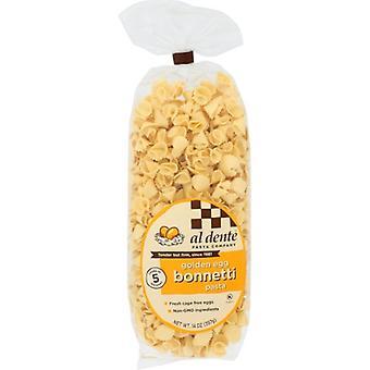 Al Dente Pasta Gldn Bonnetti, Case of 6 X 14 Oz