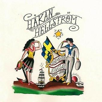 Hakan Hellstrom Samlade Singlar 2000-10 CD
