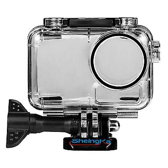 FLW306 40M Waterproof Protective Case Shell for DJI OSMO Action Sports Camera