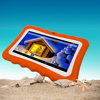 7 Inch Tablet Pc 512mb 4g Q7 A33 Quad Core For Kids Dual Camera Android Tablet