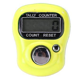 Mini contatore elettronico delle dita con display digitale Lcd