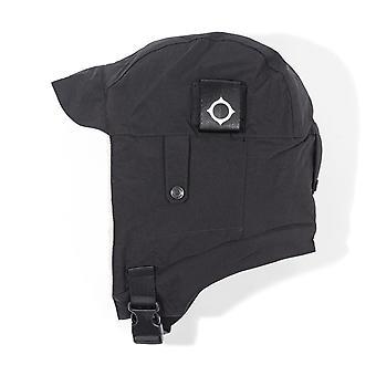 MA.Strum Aviator Storm Hood Hat - Black
