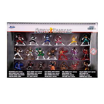 Jeu de figurines Power Rangers